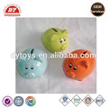 customer design vinyl action pig figure for kids toy
