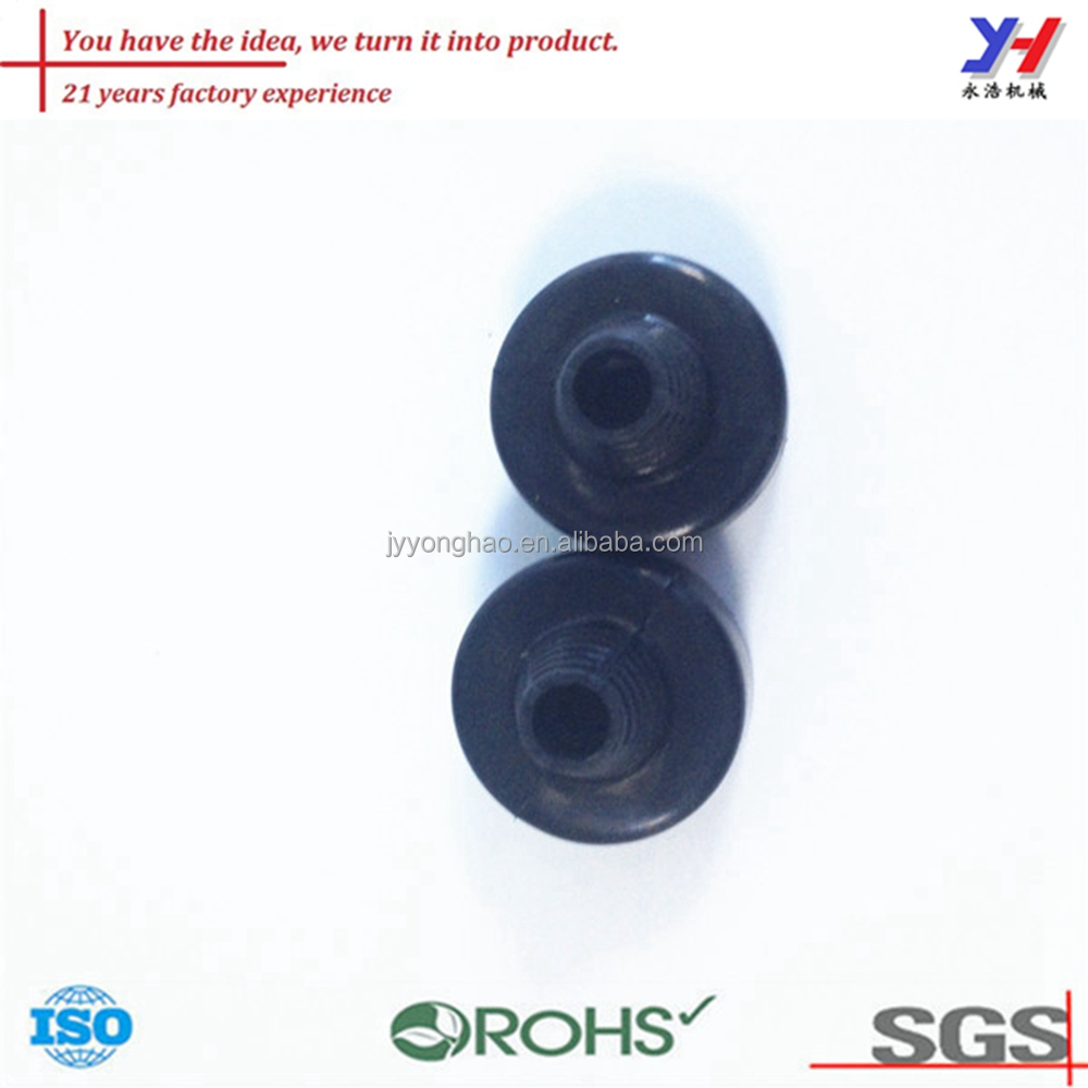 OEM ODM High Quality Custom Rubber Bumper Connector Rubber End Cap Protective Cover