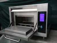 Rapid heating oven convection oven SN420A with touch screen