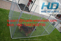 Heavy duty dog kennels and runs