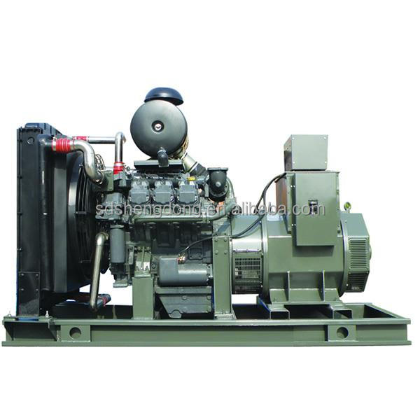 WEICHAI DEUTZ engine generator SD-75