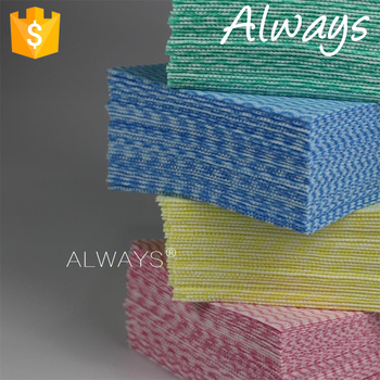 New Design Nice Popular Colorful Disposable Cloth