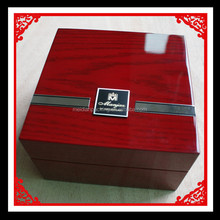 Oriental Lacquer Wood Jewelry Box