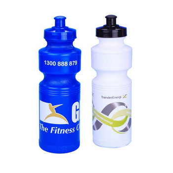Promo Cheap 750ml custom plastic sport water bottle