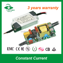 switching power supply 6W/12W/18W/ 12V constant voltage led driver/0.5A switch power