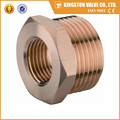 K713 Brass Female & Male Bushing Pipe Fitting
