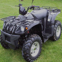 EEC COC road legal water cool 500cc atv 4WD