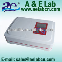 A&E Lab (Single Beam1200 Lines/mm Grating Wavelength Range:190-1100nm)UV Visible Spectrophotometer pass CE/ISO certificate