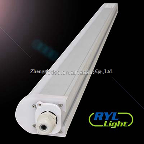 Novelty item 5000k outdoor use led linear light bar 2ft 4ft 5ft