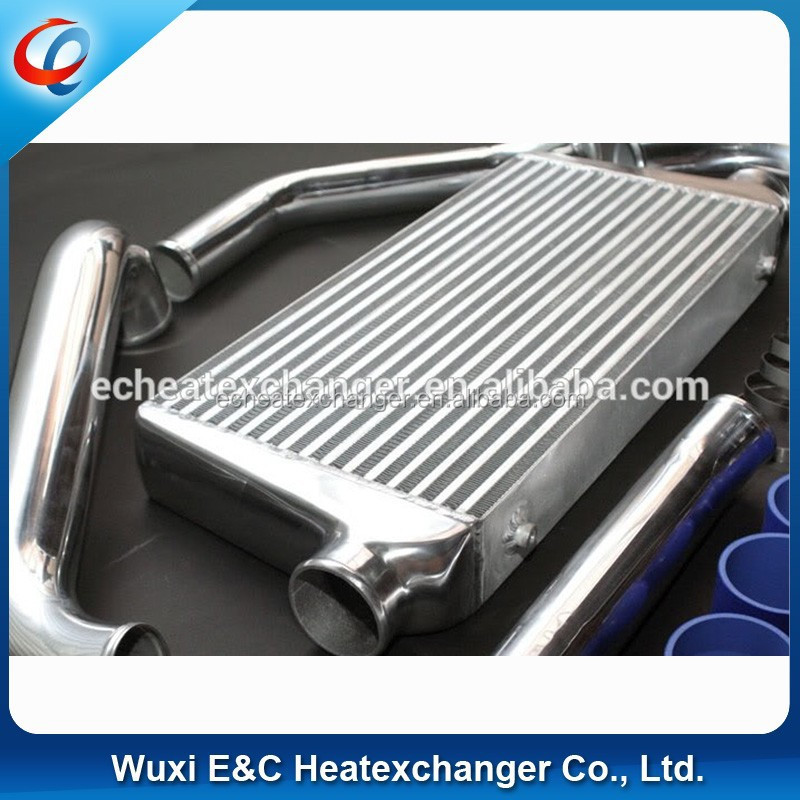 Gold Supplier China crossflow plate fin heat exchanger