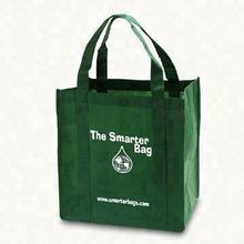 top quality color folding non woven promotional bag