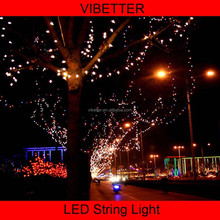 warm white led string lights ,Fairy led copper wire twinkle light ourdoor patio lights for wedding