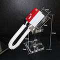 Hot sale mobile phone acrylic security display stand