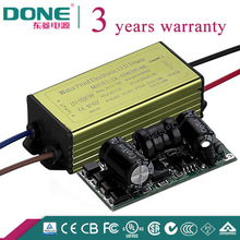 Low Voltage 12/24V DC/AC Input 18W 300ma Waterproof LED Driver with CE CB TUV SAA BIS PSE C-TICK Approved