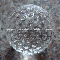 Facet Crystal Ball Decoration Glass Ball