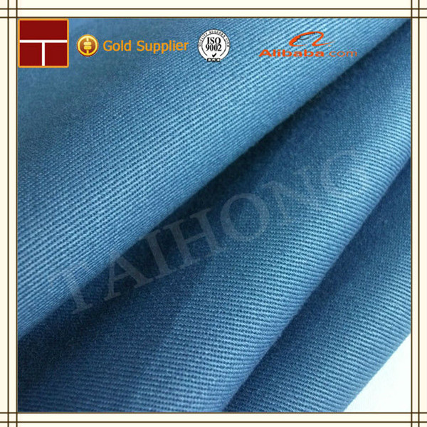 china price polyester spandex fabric cotton twill fabric for workwear