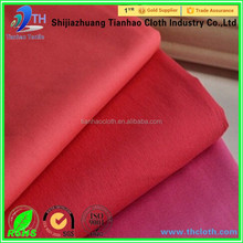 T/C Poplin Fabric Manufacturers dyed poplin lining fabric textile