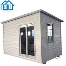 Janpan low cost modern living 20 ft prefabricated container house price