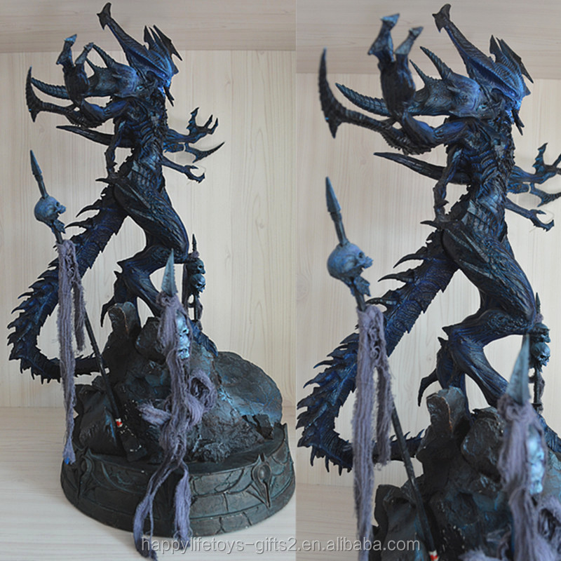 Japanese Movies Character Resin Monster Sculpture From China ...
