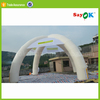 4 legs attactive inflatable garden igloo tennis dome tent for rental event