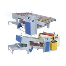 NC Computer-control Rotary Cutter for 2 Layer Corrugated Board