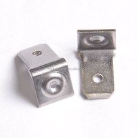 Electrical auto parts custom metal wire terminal clip