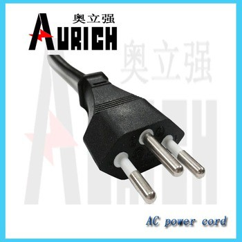 European power supply cord Germany ac power cord Y003/ST3/ST3-M