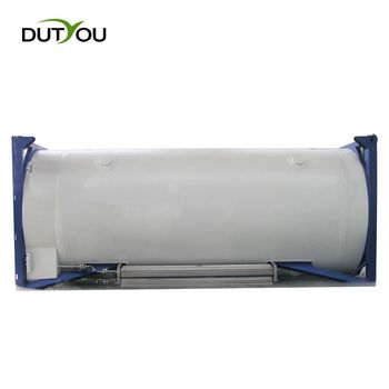China 20 ft stainless steel liquid food tank container price