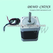 stepping motor-small small nema 17 stepper motor for 3d printer industry, high performance, high quality