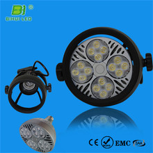 ETL Approved E27 E26 B22 Dimmable or Non Dimmable 30w 35w 40w 45w par30 cob led track spot light