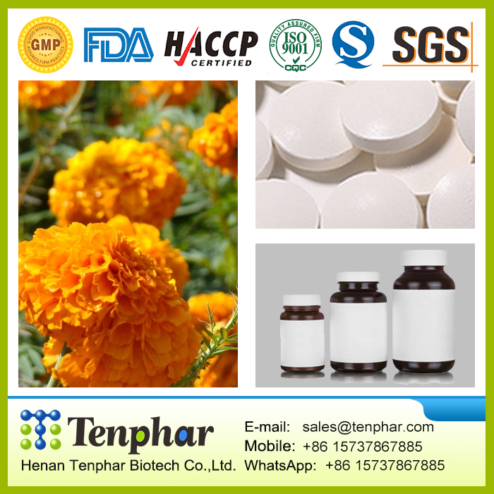 OEM Service Lutein And Zeaxanthin Chewable Tablet