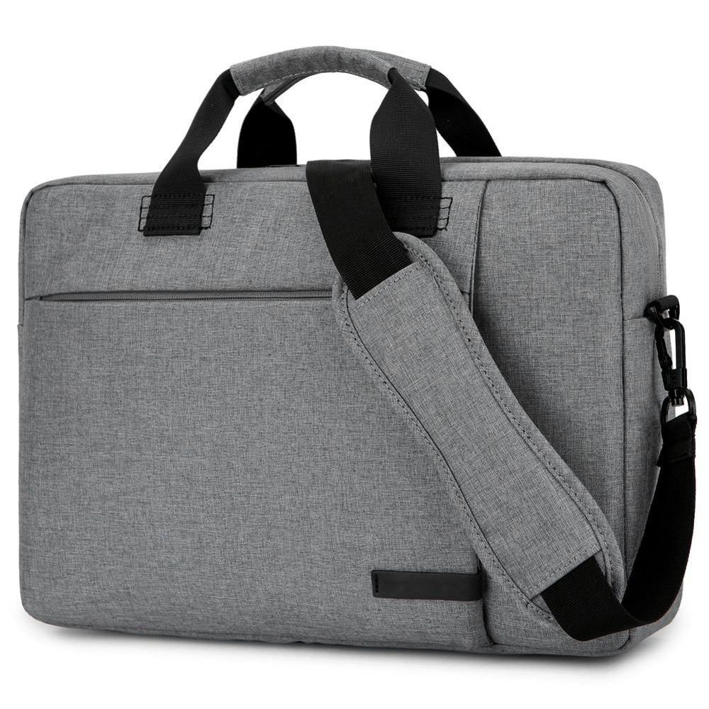 15.6 Inch Stylish Fabric Laptop Messenger Shoulder Bag for men