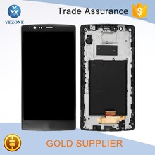 Guangzhou supplier Lcd For LG G4 vs986 Lcd Screen Touch Panel Digitizer Full