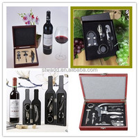 new products customized your personalized wine accessory gift set 3-9pieces