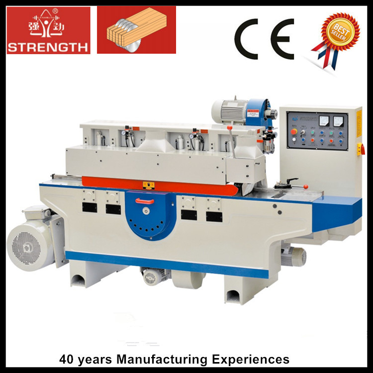 Automatic multi rip saw machine for cutting width 200mm