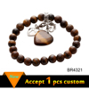 New Seed Beads Bracelet With Lion
