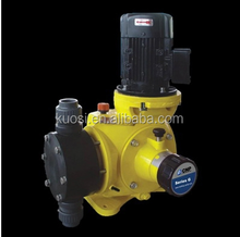 AOBL PVC or PVDF chemical dosing pumps acid metering pump