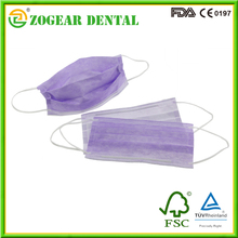 PB001 ZOGEAR disposable 3-ply Face Mask with earloop