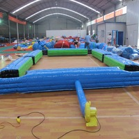 Indoor And Outdoor Inflatable Goal Games