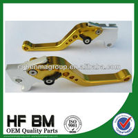 High Quality motorcycle cnc clutch lever,cnc brake lever ,cnc handle lever for india motorcycle