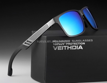 superior quality polarized veithdia brand sunglasses for driving