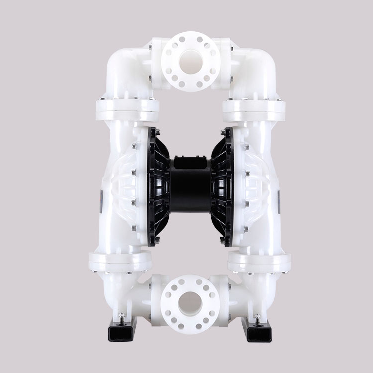 100% tested Best price diaphragm pump With Grease Lubrication