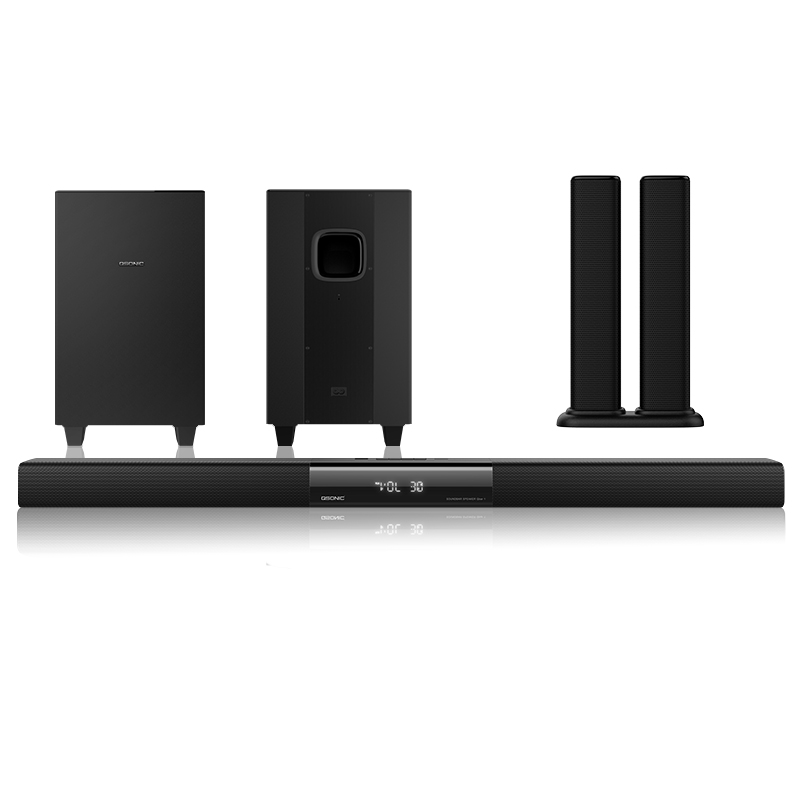 2017 new desing Home Theater Music System Wireless Surround BT Sound Bar