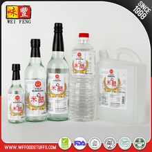 HACCP Agricultural White Rice Vinegar at Factory Price