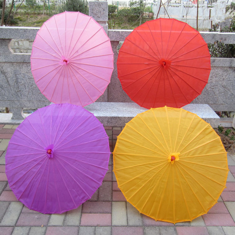 Promotional paper umbrella decorations for wedding party