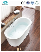 CE certificate foot bath tubs,ce clawfoot tubs lowes,classic claw foot acrylics classic bathtub