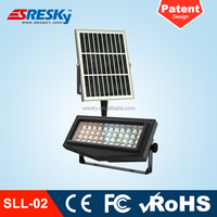 2016 Latest High Powered Outside Solar Light For Garden Led With IP65