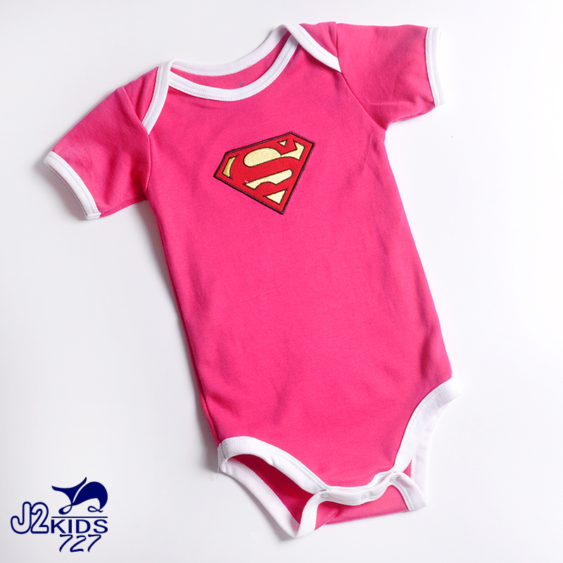 <strong>plus</strong> size wholesale children clothing child jean baby superman romper