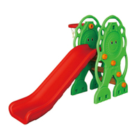 Multifunction Colorful Kids Indoor Slide And
