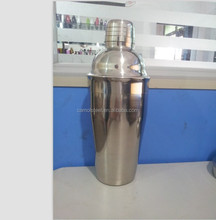 750ML Stainless Steel Metal Cocktail Shaker /Wine Shaker /Boston Shaker